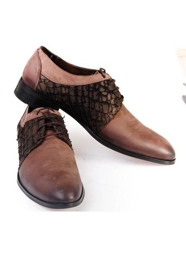 Wessi Bağcıklı Ayakkabı Kahve
